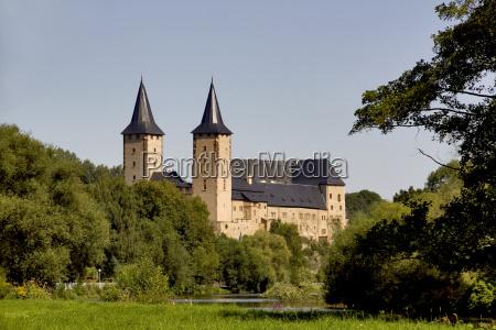 castillo de rochlitzer