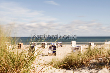 the baltic sea beach