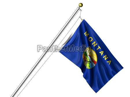 liberado eeuu bandera aislado pila estado