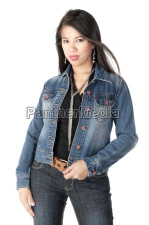 muchacha asiatica