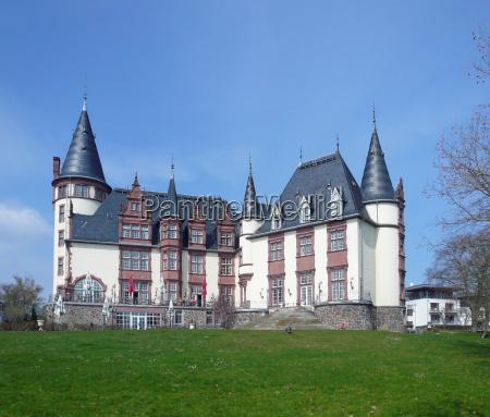 castillo de klink