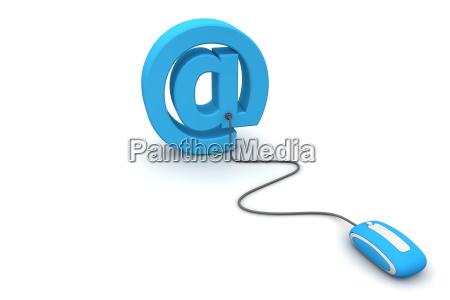 azul buzon correo enviar firmar informacion