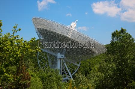ciencia de investigacion espacio telescopio radiotelescopio