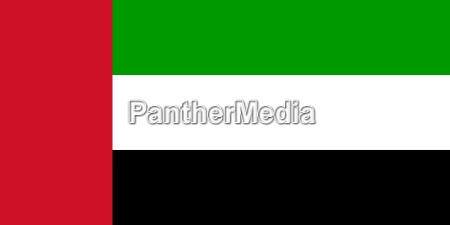 the national flag of united arab