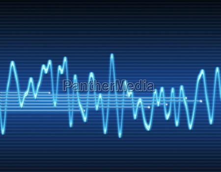 onda sinusoidal electronica