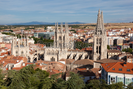 catedral de burgos castilla y leon