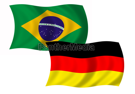 verde bandera brasil copa del mundo
