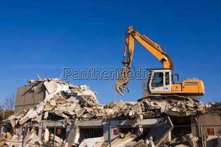 demolicion de viviendas
