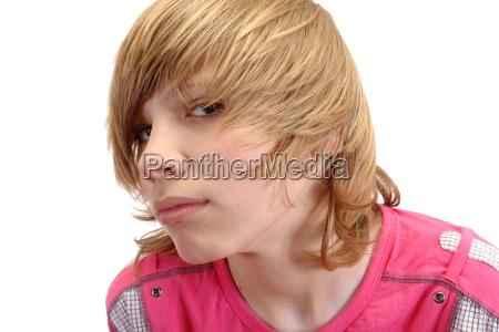 adolescente curiosidad masculino caucasico ver ninyo