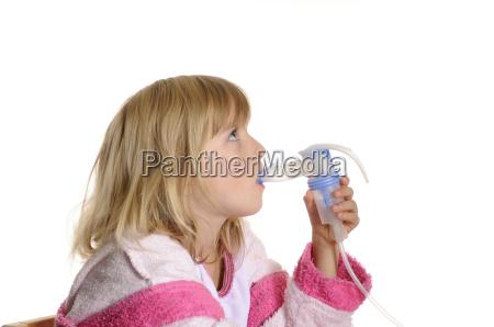 asma inhalar ninyo enfermos mal inhalador