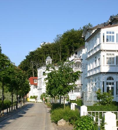 casas rugen ilha mecklenburgvorpommern binz 18609