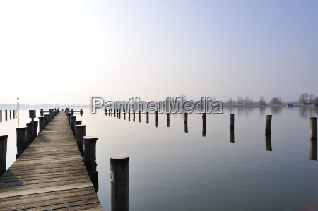 a morning at the chiemsee