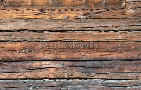 pared de madera vieja