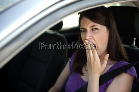 fatiga al volante