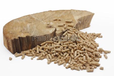 bolitas de madera combustibles ecologicos