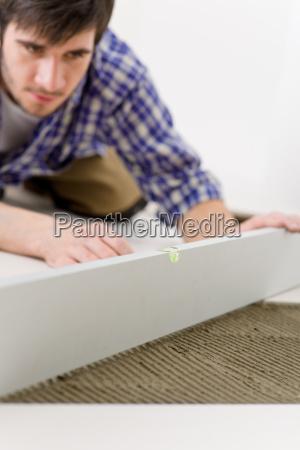 mejora del azulejo del hogar