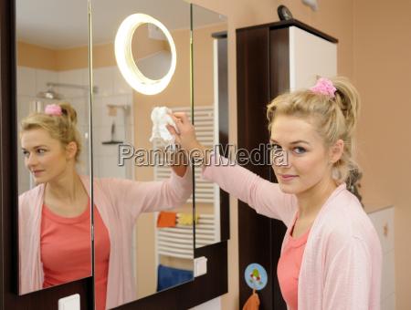 ama de casa es espejo de