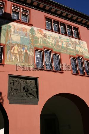 casa construcao suica aldeia appenzell ch