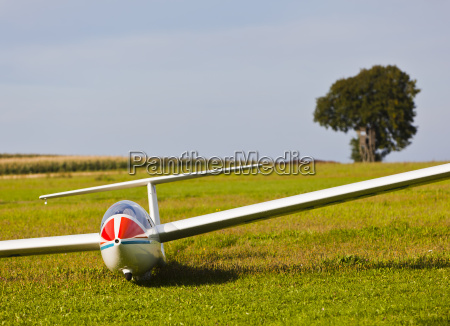 ocio vuelo deportivo planeador avion volar
