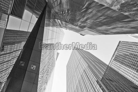 gigante rascacielos la ciudad de nueva