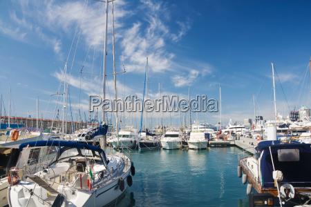 marina en genova italia