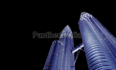 petronas twins towers kuala lumpur