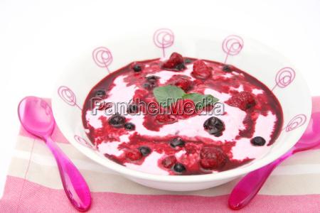 comida frutas fruta cuajada dulce de