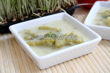 vegetal vegetariano sopa de verduras fresco