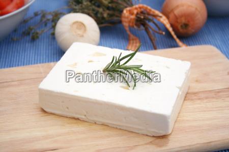 comida delicioso queso lacteos producen fresco