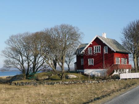 house on giske