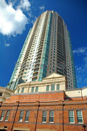 estilo de construccion arquitectura rascacielos construccion