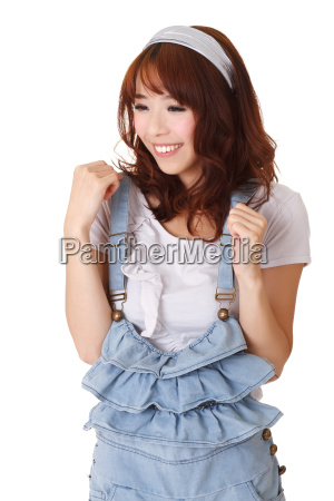 exciting chinese girl