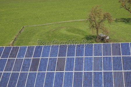photovoltaic surface