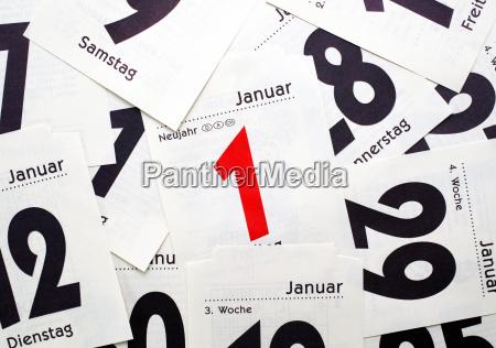 new year january 1