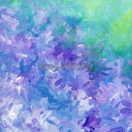 textura sobre lienzo