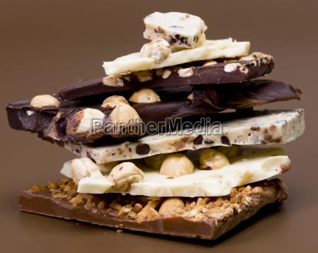postre chocolate