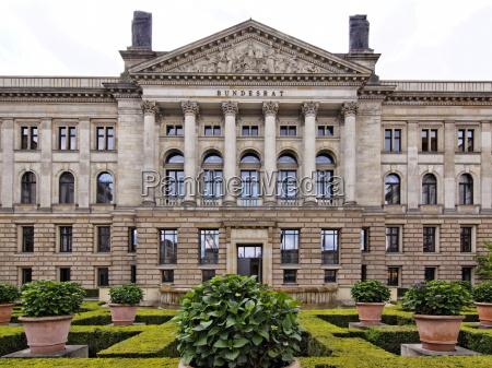 consejo federal de berlin