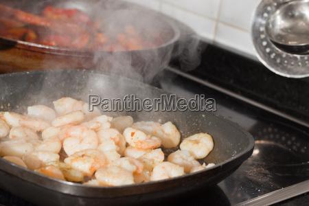 preparation shrimp