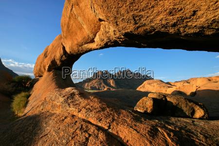 namibia boveda rocas rock granito geologia