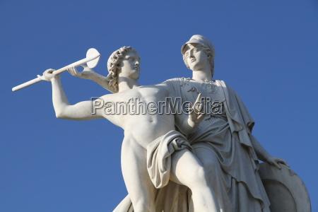monumento escultura berlin medio apariencia