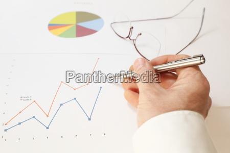 presentation with diagram