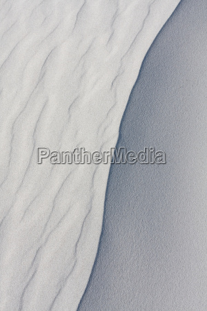 los patrones en la arena