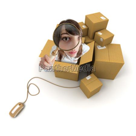 seguimiento de productos en linea