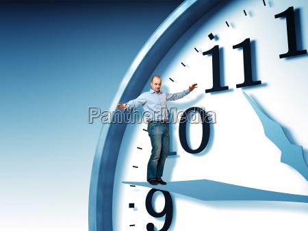 tiempo equilibrado