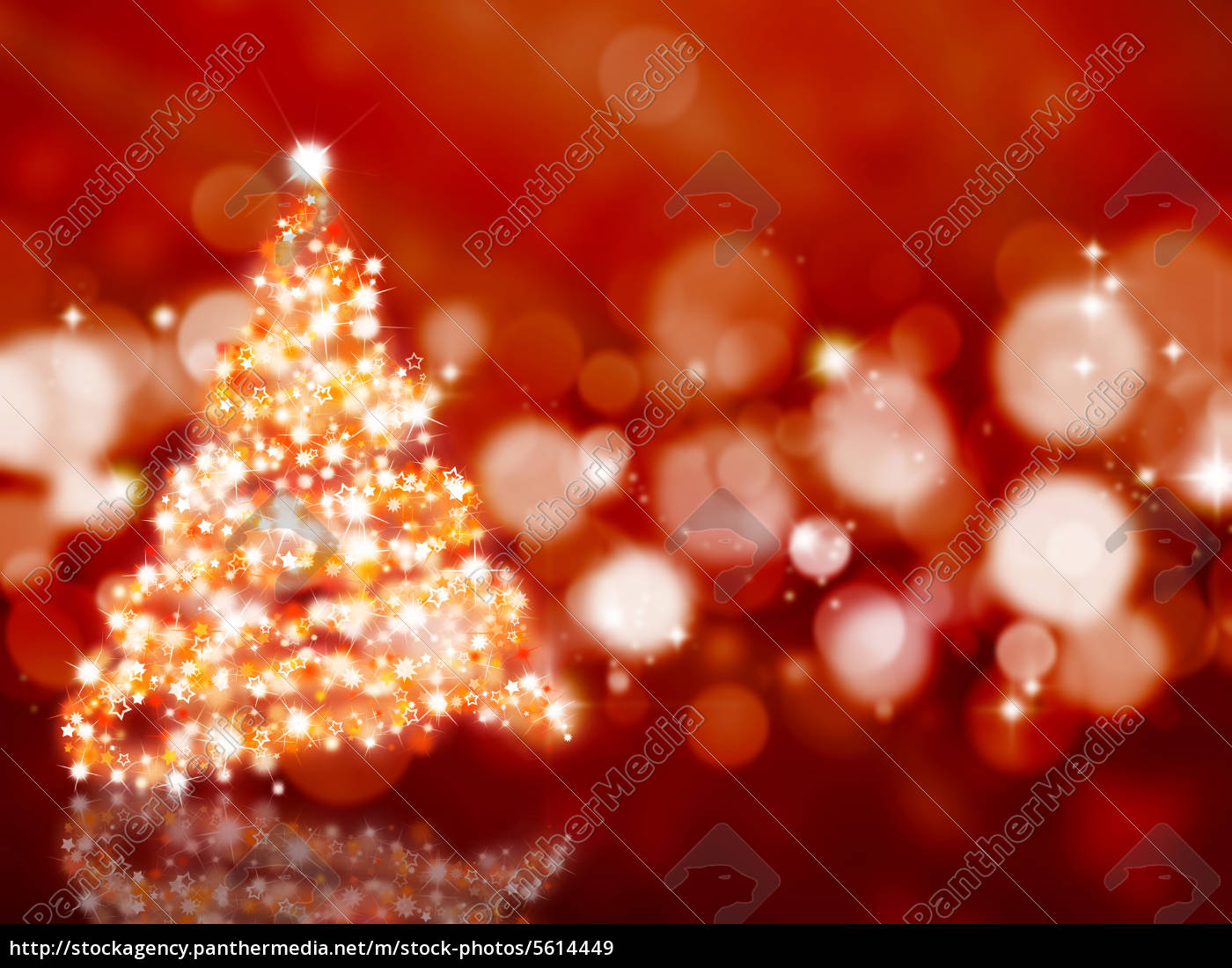 sparkly, christmas, tree - 5614449
