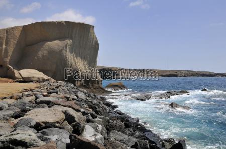 rocas rock canario canarias de agua