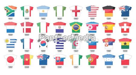 iconos de banderas de paises