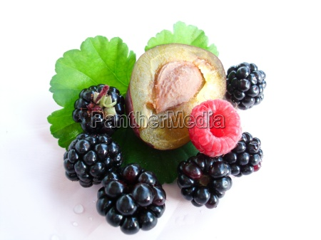 comida frutas fruta frambuesa saludable mora