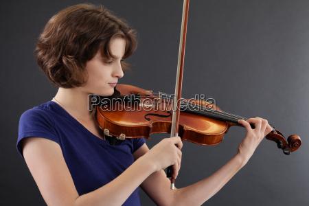 musica juego juega femenino retrato musico