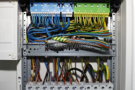 la distribucion por cable